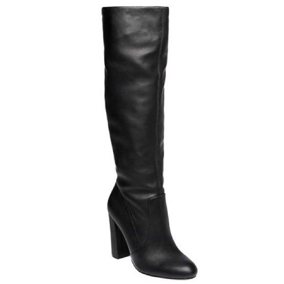 bc8c73b386f Steve Madden Eton Tall boots. M 5b50b2985bbb80208f09d76c